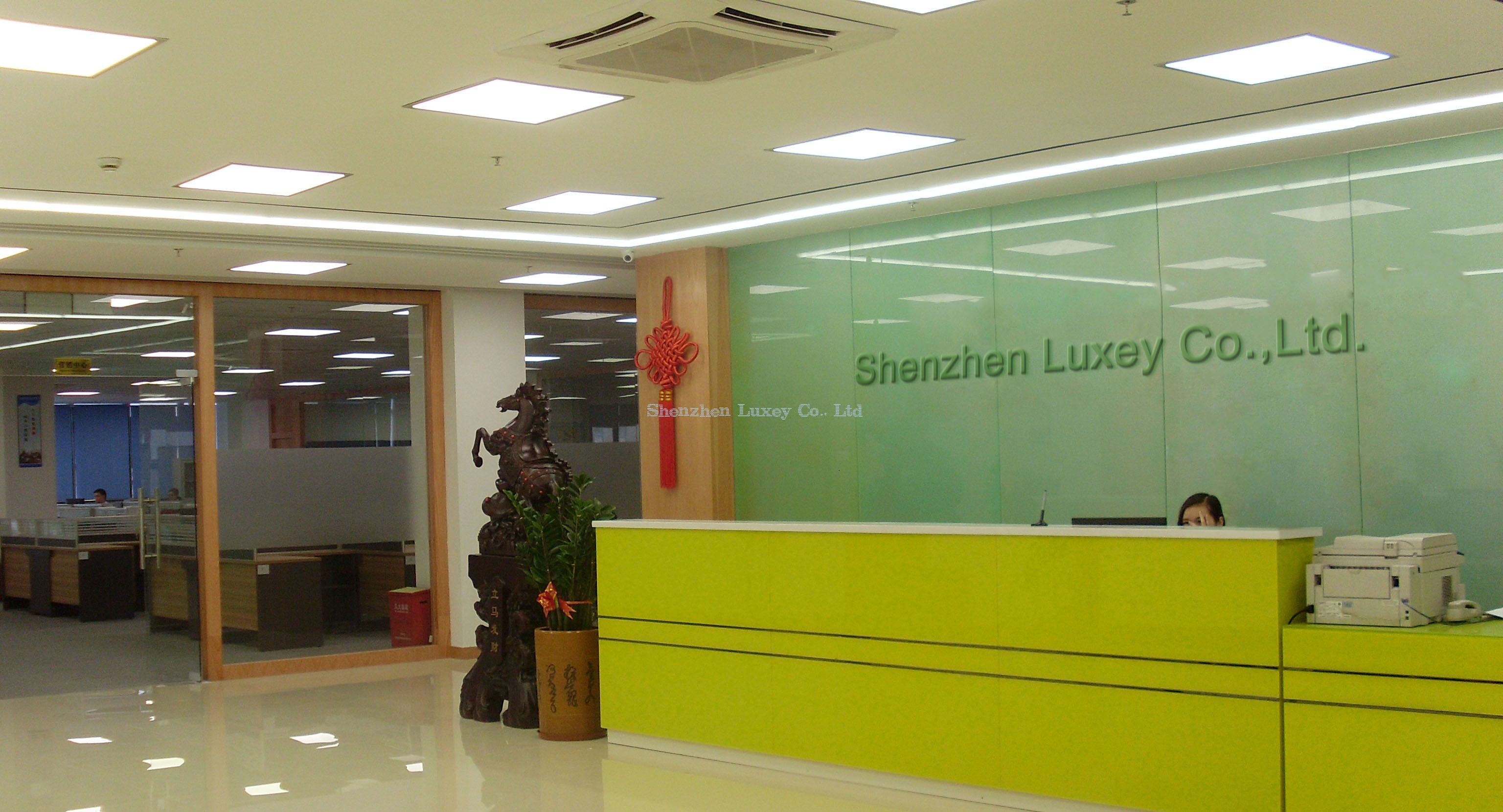 Shenzhen Luxey LED Lámpara